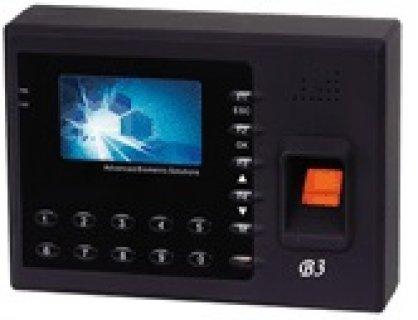 جهاز بالبصمة موديل B3C – ZK software ساعة حضور وانصراف