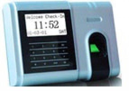 جهاز بالبصمة موديل X628T – ZK software ساعة حضور وانصراف
