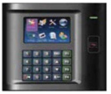 ماكينة حضور وانصراف ID Watcher Model IDF2500C – مكونات امريكى