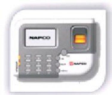 ساعة حضور وانصراف NAPCO Model NP1500A بالبصمة والكارت