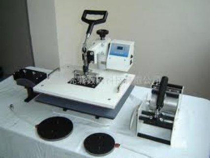 ماكينة الطباعة خمسة فى واحد