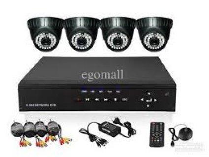 عرض كاميرات المراقبة المقدم من شركة STS