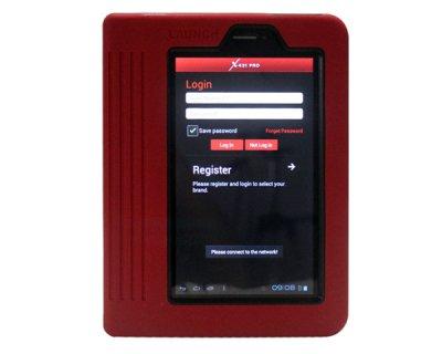 شركة الجراج تقدم جهاز كشف الأعطال Launch X431 pro