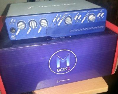 للبيع كارت صوت M Box 2 usb