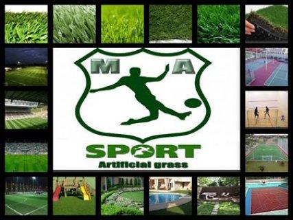 نجيلة صناعية لملاعب كرة القدم