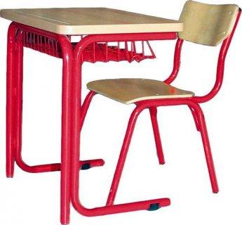 مستلزمات مدارس دسكات وكراسى وسبورات اعمال خشبية ومعدنية