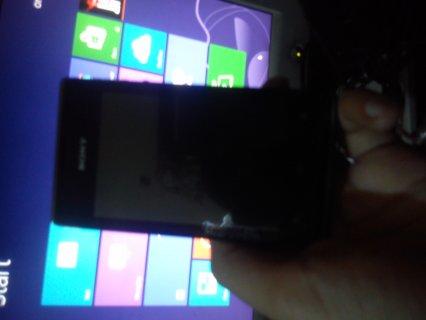 موبايل Sony Xperia E Daul للبيع حالة ممتازة