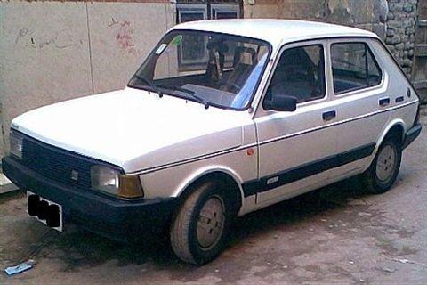 لدواعى السفر سيارة فيورا 127 - 1985 للبيع