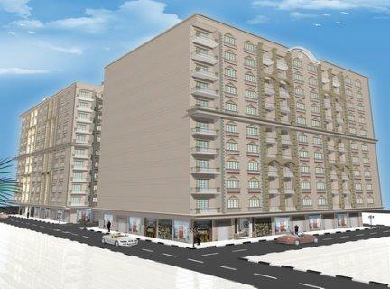 شقة 80 متر بكمباوند سكنى متكامل