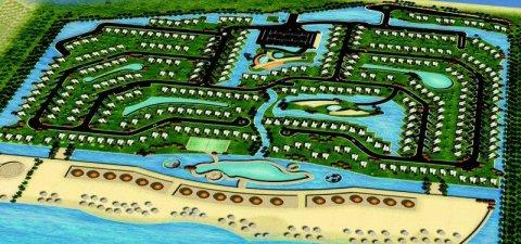 امتلك شالية بأول قرية على شكل جزيرة بالساحل الشمالى بخصم 10%