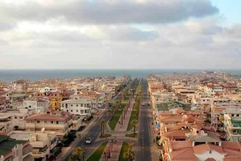 شقة مميزة بالقريةالسياحية راس البر زمان