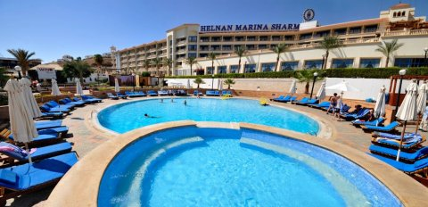 هلنان مارينــا شرم (خليج نعمة)  Helnan Marina Sharm Hotel *****5