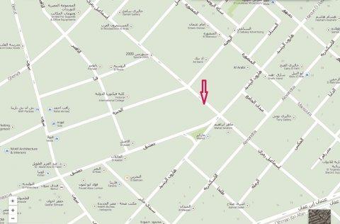 160 متر أول بلكونة تشطيب لوكس في منطقة ميدان الجامع