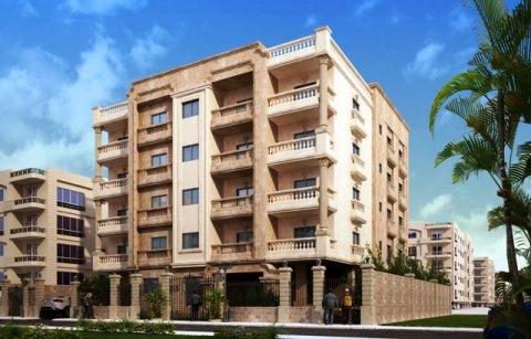 شقه للبيع 105م بالتجمع الخامس بحي اللوتس