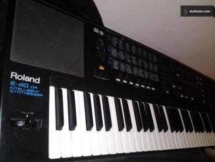 للبيع piano roland E40  ايطالى