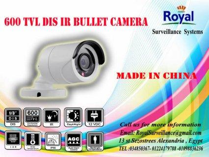 كاميرات مراقبة خارجية 600TVL  معالجة ضد العوامل الجوية