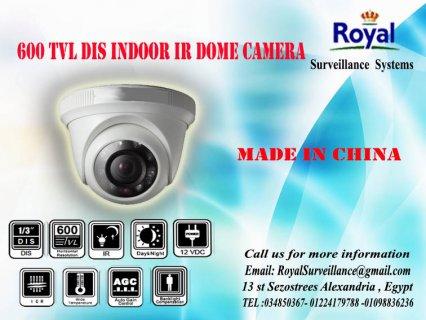 كاميرات مراقبة داخلية 600TVL  للمكاتب والشركات