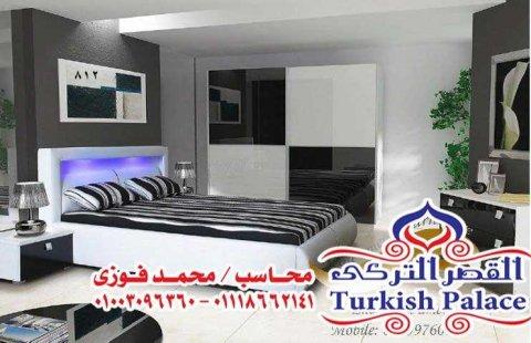 اشيك غرف مودرن عموله7500ج القصرالتركى م/ محمد فوزى
