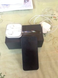 Iphone 5 Black Like New