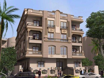 شقة 160 م بجوار كمبوند حسن علام بسعر لقطة بالشروق