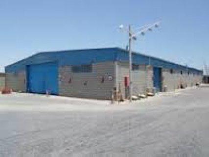 مخزن  لايجار على مساحه كبيره بالقرب من  السريع طنطا