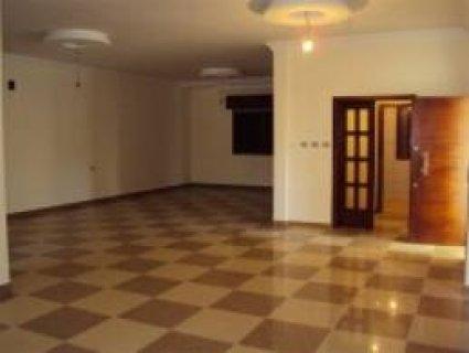 شقة 135 م للايجار بالمريوطية