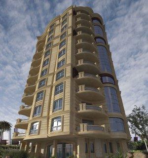 فرصة الان بأرقي منطقة بمصر الجديدة برج حديث 2014 مساحات 205م