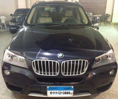 BMW X3 حالة الزيرو