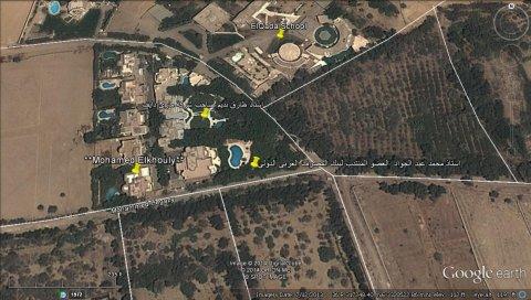 فيلا للبيع على مساحة 1275 متر .. بحديقة و حمام سباحة ..