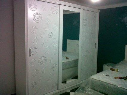 عمولة غرفة نوم مودرن 7500 جنية من معرض رونا للموبليا