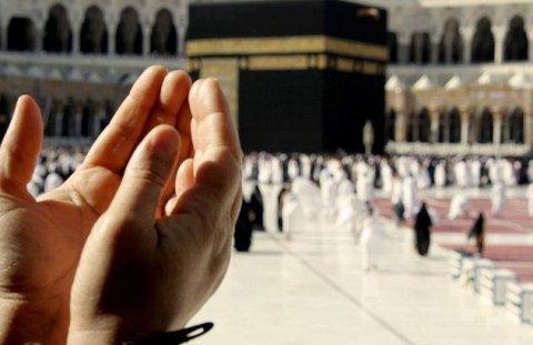 عمرة النصف الأخير من رمضان و ختام القراُن بـرى مــ البسمة الذه