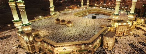 عمـرة العـشرة الأوائل من رمضان 1435هـ 15يـــوم