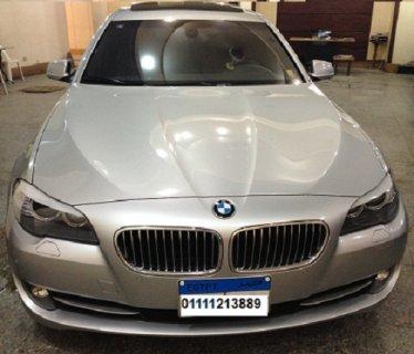 BMW 528 كومفورت اعلى فئة