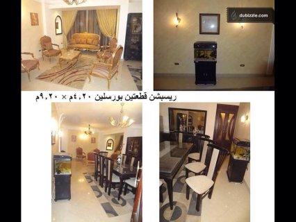شقة ١٦٥ م بحرية بعداد الكهرباء الرسمي