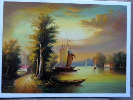 لوحات زيتيه للبيع جميع المقاسات