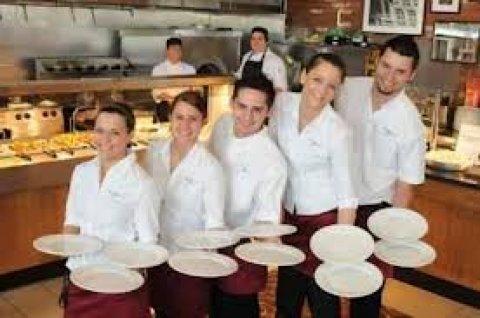 فرصـــة للطلبة و الدبلومات للعمل بالمناطق التالية لكبرى المطاعم