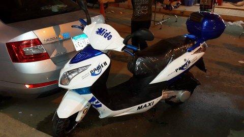سكوتر maxsi150cc كالزيرو ايطالي تقفيل صيني