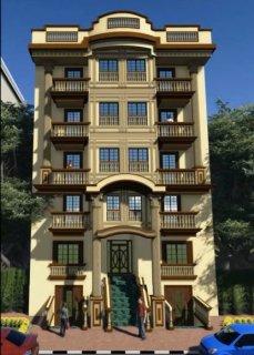 امتلك شقة 120 متر بجوار سور مصنع الغزل من المصرية للاستثمار