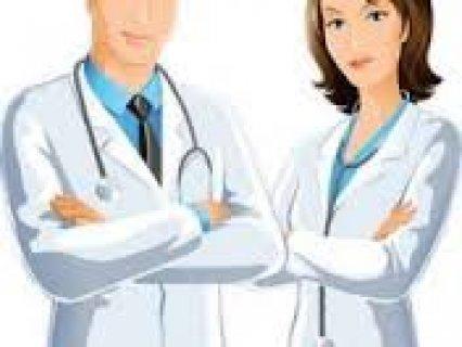 مطلوب طبيب عام وزجتة  طبية عام للعمل بالسعودية فورا