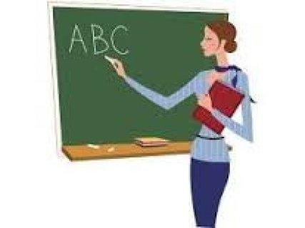 ®فورا مطلوب مدرسات انجليزى English ابتدائى براتب يبدأ من 3000 ري
