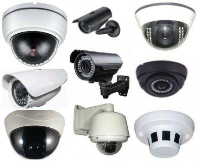 كاميرات المراقبة بخصومات وعروض مميزه