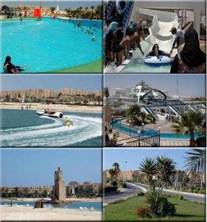 أكبر صرح فى عالم المصايف بمصر بأرقى القرى السباحية بمرسى مطروح
