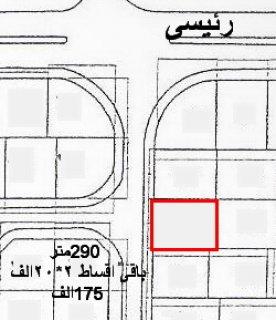 على شارع بالطول 290متر برج العرب الجديدة
