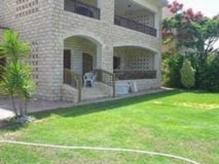 حجز شاليه 4 غرف مكيفة حديقة خاصة مارينا 01069686646