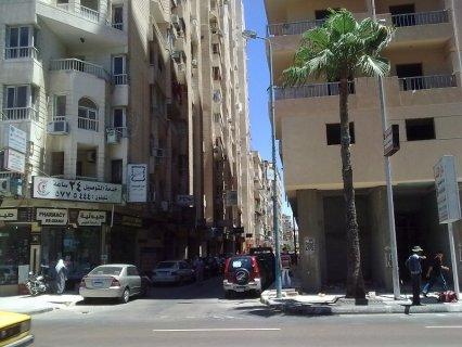 للبيع شقة جناكليس الاسكندرية 120 متر