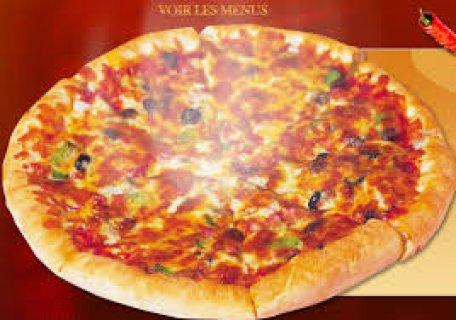 مطــلوب فورا معلمين معجنات لكبرى محلات البيتزا بالسعودية