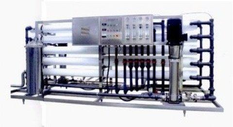 محطات مياه بنظام reverse osmosis plant)RO