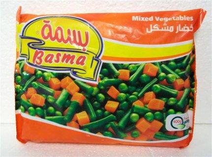 وكيل شركة بسمة للخضروات المجمدة