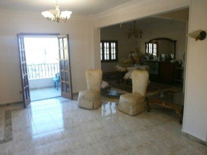 شقة 200م للبيع خلف مصر الطيران بعباس العقاد بمدينة نصر