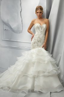 فساتين زفاف جملة للبيع  2014للمحلات فى جميع المحافظات